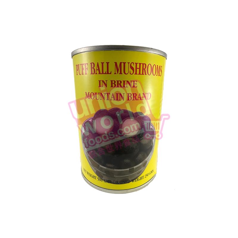 Mountain Puffball Mushrooms 500g
