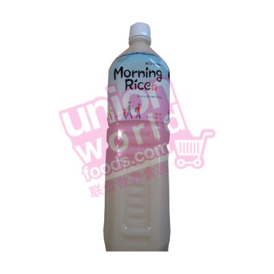 WJ Sunshine Morning Rice 1.5l