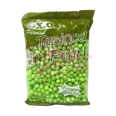 XO Pandan Tapioca Pearls 375g