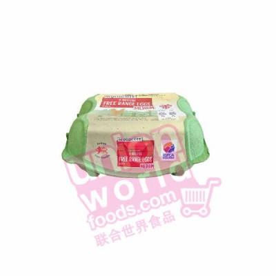 Woodcote Medium Free Range Eggs 6pc