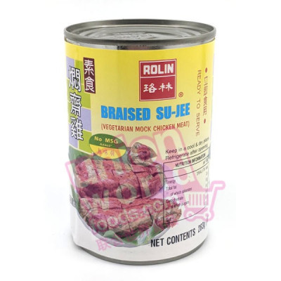 Rolin Vegetarian Mock Chicken 283g