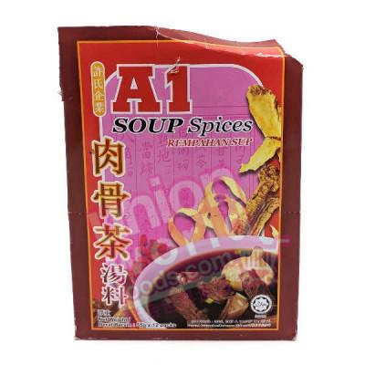 A1 Bak Kut Teh Herbs 12x35g