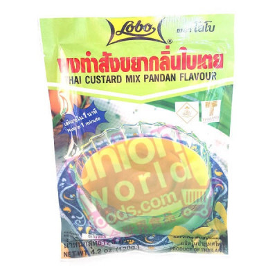 Lobo Thai Custard Pan 120g