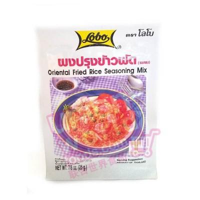 Lobo Orient Frd Rice Mix 25g