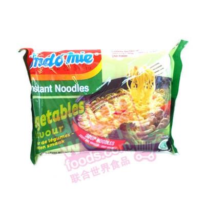 Ind Vegetable Noodles 80g