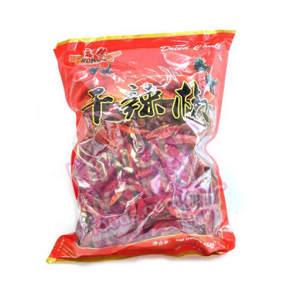 Honor Dried Chillis 454g