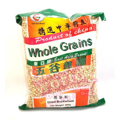 EA Dried Buckwheat 500g