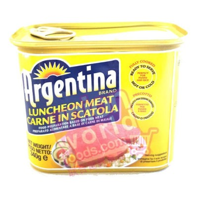 Argent Pork Lunch Meat 340g