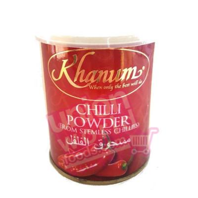 Khanum Chilli Powder 100g