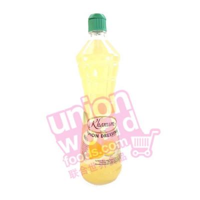 Khanum Lemon Dressing 400ml