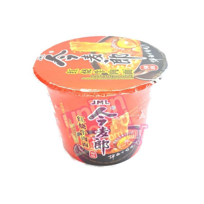 JML Ndl Bowl Spicy Beef 120g