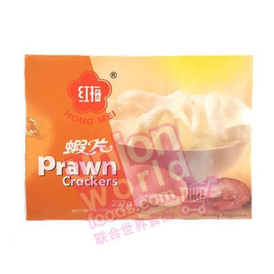 Hong Mei Prawn Crackers 227g
