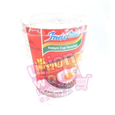 Ind Mi Goreng Cup Noodle 75g