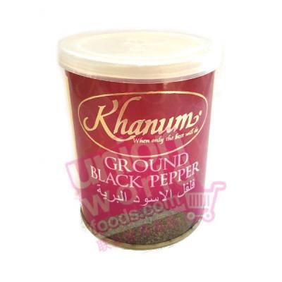 Khan Grnd Black Pepper 100g