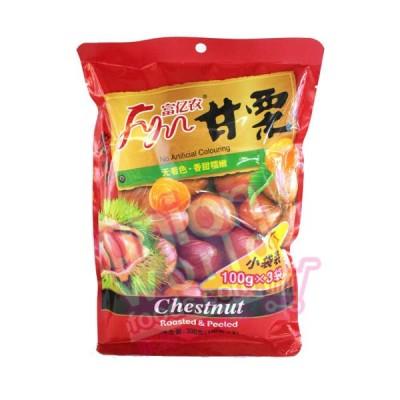 Huai Rou Chestnut 3x100g